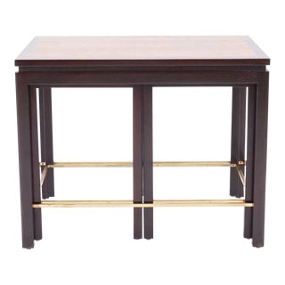 Edward Wormley for Dunbar Nesting Tables For Sale