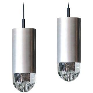 Pair of Raak Hanging Lights For Sale