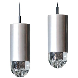 Raak Hanging Lights - A Pair For Sale
