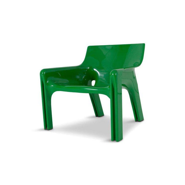Vico Magistrati Vicario Lounge Chairs For Sale - Image 6 of 10