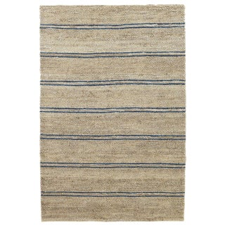 Madrid Gray Jute Area Rug - 8′ × 10′ For Sale