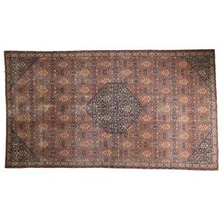 "Vintage Fragment Sivas Carpet - 5'5"" X 9'5"""