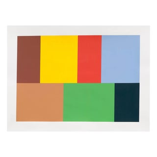 "Tom McGlynn ""Test Pattern 10 (Venice)"", Painting For Sale"