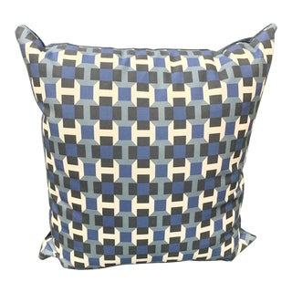 Hermes Pavage Imprime Geometric Pillows For Sale
