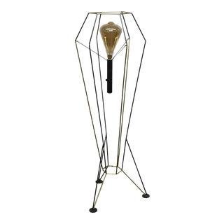 Parachute Floor Lamp by Oblik Studio For Sale