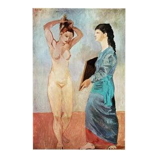 "1971 Picasso, ""La Toilette"" Parisian Photogravure For Sale"