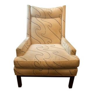 T.H. Robsjohn-Gibbings Arm Chair