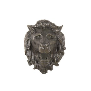 A Large Architectual Element of a Lion From Union Railroad Station Worcester, Ma For Sale