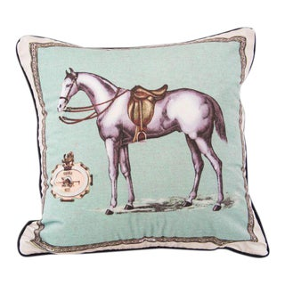 Horse Pillow Cover For Sale