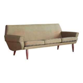 Danish Midcentury Sofa in the Style of Kurt Ostervig