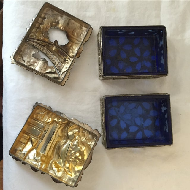 Vintage Japanese Jewelry Boxes - A Pair - Image 7 of 9