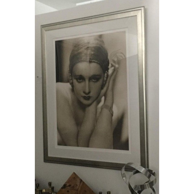 2000 - 2009 Vintage 2000 George Hurrell Anita Page Digital Photograph Based on Restored 1930 Negative For Sale - Image 5 of 9