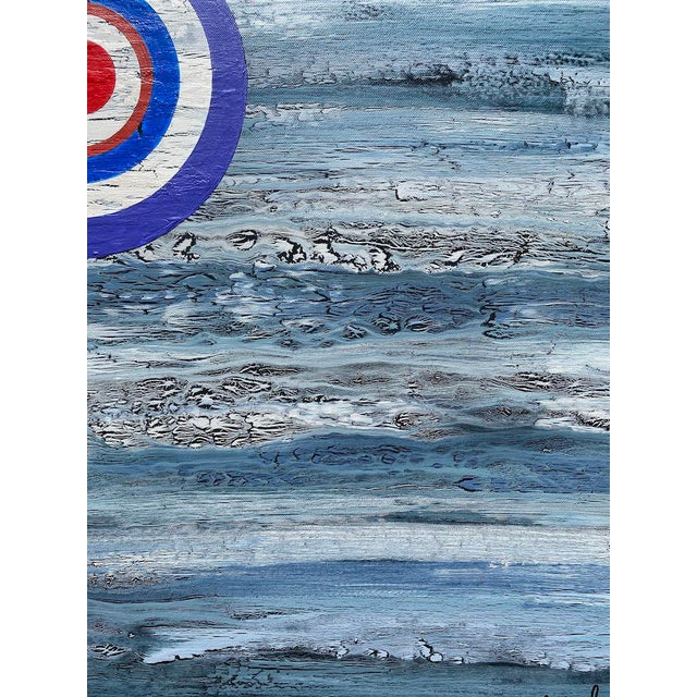 2010s Original Contemporary Abstract Painting For Sale - Image 5 of 6