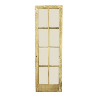 Interior French Eight Pane Door For Sale