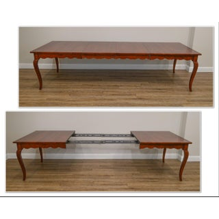 Drexel Heritage Regency Style Mahogany Dining Table Preview