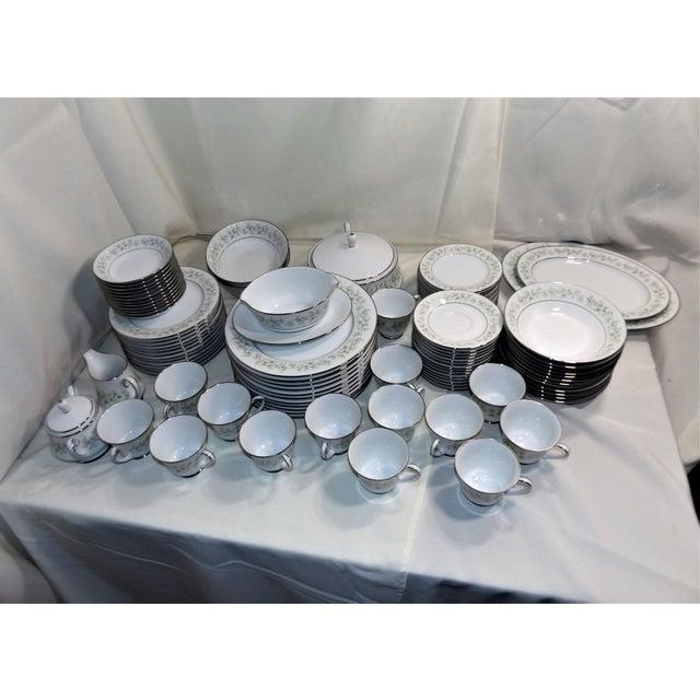 Vintage Noritake Savannah Dinnerware For Sale - Image 10 of 10