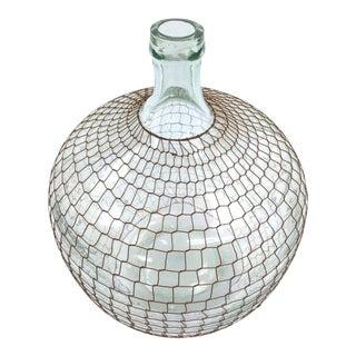 Decorative Seaside Netted Bottle For Sale
