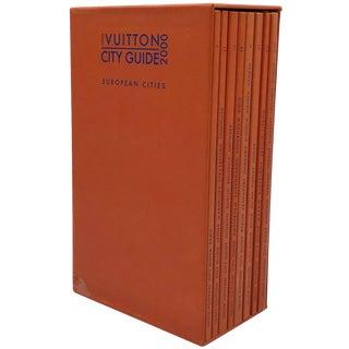 Louis Vuitton European City Guides Box Set, 2000 For Sale