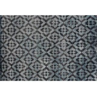 Stark Studio Rugs Contemporary New Oriental Tibetan Silk Rug - 6′ × 9′ For Sale