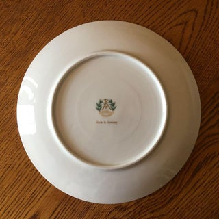Vintage Mitterteich German Porcelain Salad Dessert Plates - Set of 4 Preview