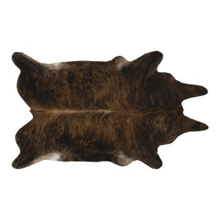Brindle Genuine Brazilian Cowhide