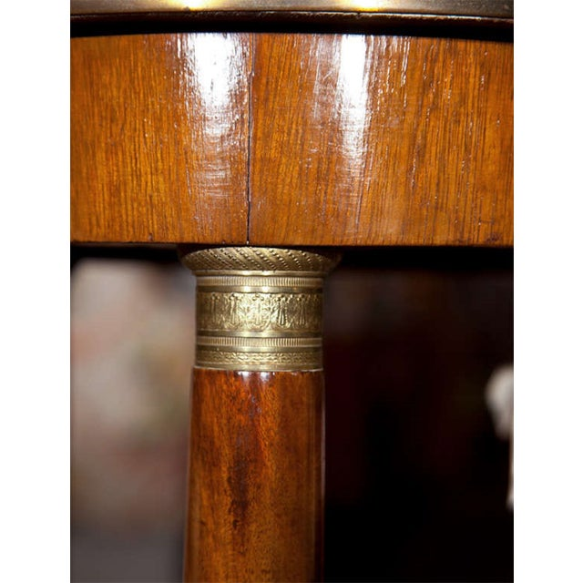 19th Century Marble Top Pedestals - Pair - Image 8 of 8