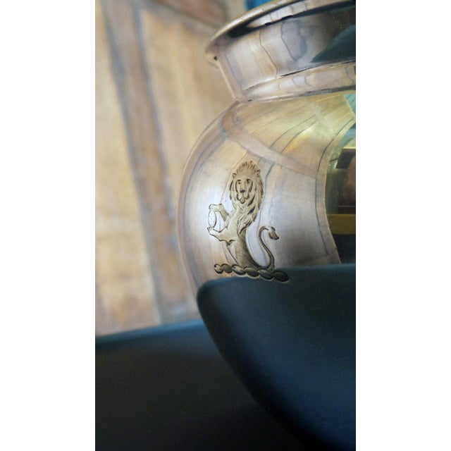 Christopher Dresser Silver Teapot For Sale - Image 4 of 7