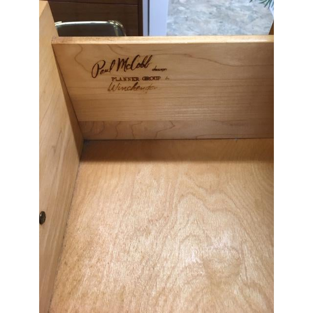 Paul McCobb Planner Group / Winchendon Maple Four Drawer Chest For Sale In New York - Image 6 of 8