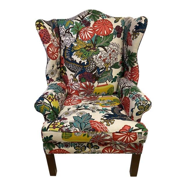Mai Dragon Club Chair For Sale