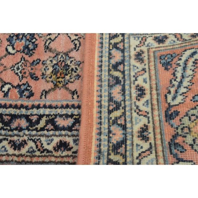 """Karastan """"Antique Feraghan"""" # 754 8.8'x12' Room Size Rug For Sale - Image 12 of 13"""