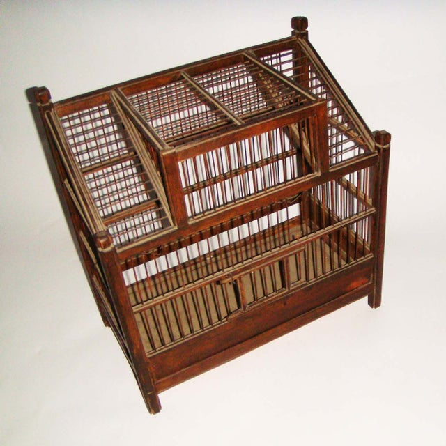 19th Century Belgian Bird Cage - Image 3 of 5