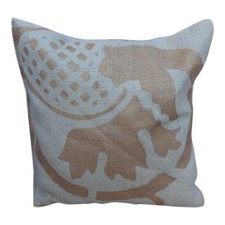 Custom Designed Linen Lavender Sachet
