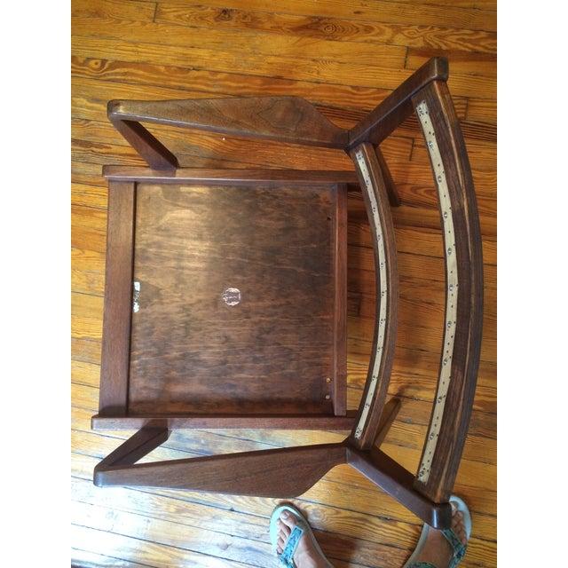 Mid-Century Walnut Lounge Chair - Image 8 of 10