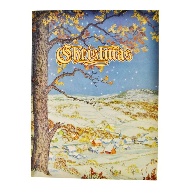 """""""Christmas: An American Annual of Christmas Literature and Art"""" 1943 Book - Image 1 of 10"""