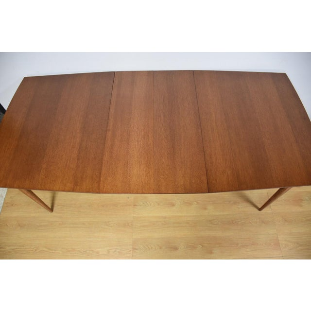 Mid-Century Modern Dining Table - Image 4 of 11