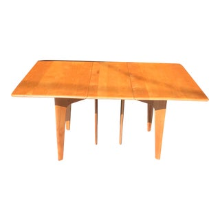 Mid-Century Heywood-Wakefield Butterfly Apartment Table For Sale