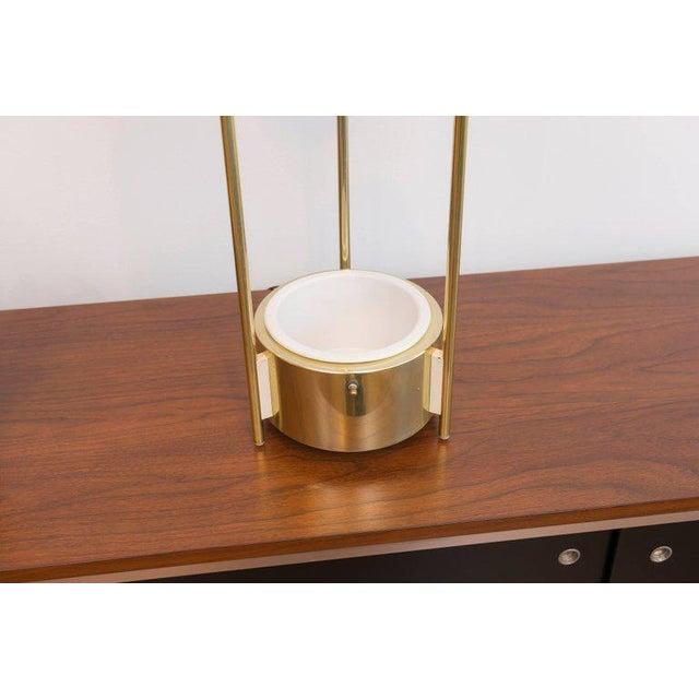 Lightolier Planter Lamp For Sale - Image 9 of 11