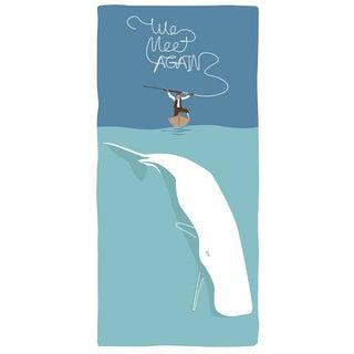 2012 Modern Retro Poster, We Meet Again - Whale vs Spear Preview