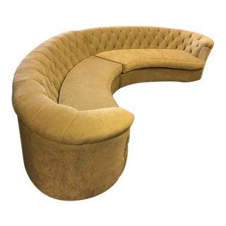 1960s Refurbished Vladimir Kagan Sofa For Sale