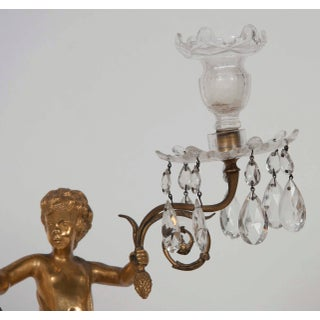 Pair of Regency Gilt Bronze Figural Candelabra by Matthew Boulton Preview