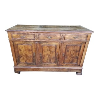 Antique Mahogany Commode For Sale
