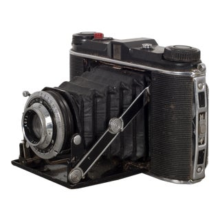 Folding Camera by Agfa C.1930 For Sale