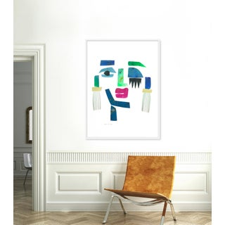 """Large """"Beauregarde"""" Print by Melvin G., 34"""" X 46"""" Preview"""