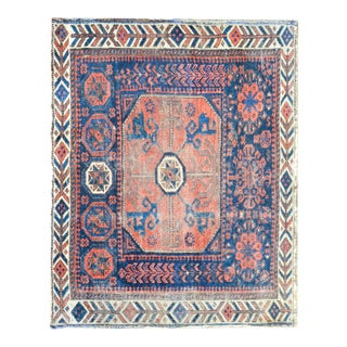 Early 20th Century Persian Baluch Rug For Sale