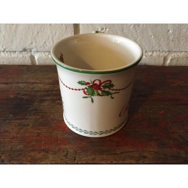 "Spode ""Believe"" Christmas Tree Mug - Image 5 of 6"