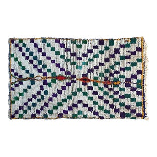 Moroccan Rug - 6'3'' x 3'8'' For Sale