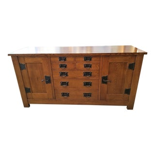 Stickley Syracuse Sideboard For Sale