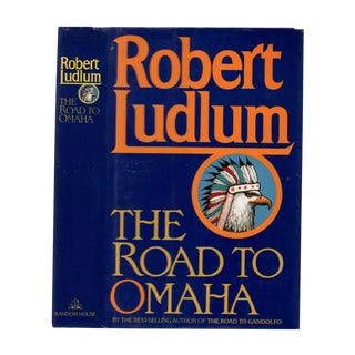 """1992 """"Signed First Edition, the Road to Omaha"""" Collectible Book For Sale"""