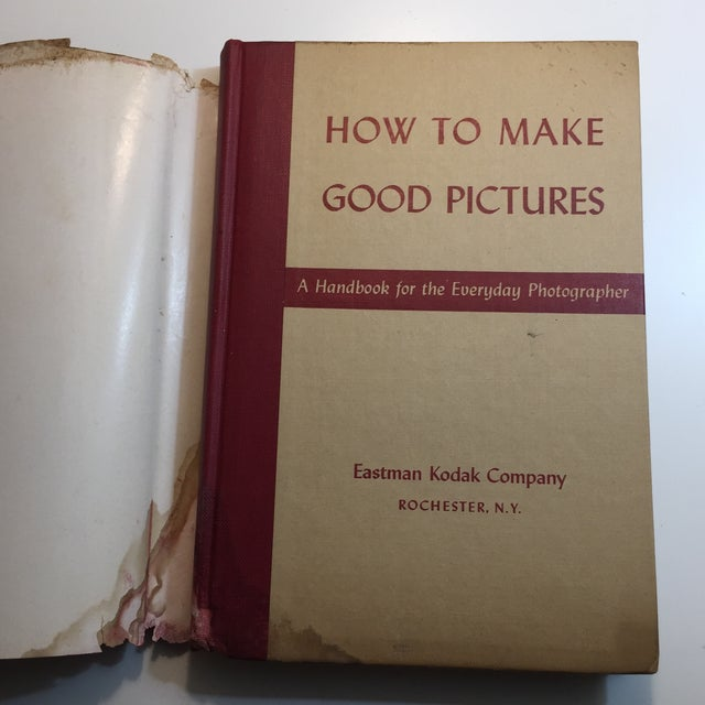 The Complete Handbook for the Amateur Photographer. Rochester: Eastman Kodak, 1943. Hardcover with dust jacket. 240pp....