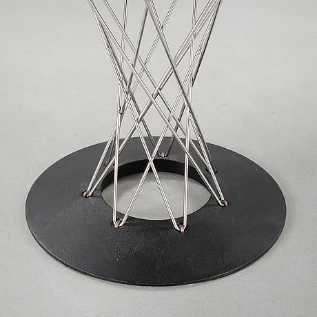 Metal Mid-Century Modern Knoll Noguchi Cyclone Dining Table For Sale - Image 7 of 9